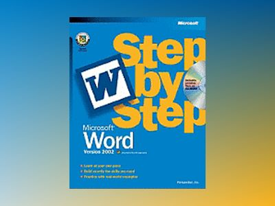Microsoft Word Version 2002 Step by Step av Perspection Inc.