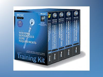MCSE Self-Paced Training Kit (Exams 70-290, 70-291, 70-293, 70-294): Micros av D. Holme