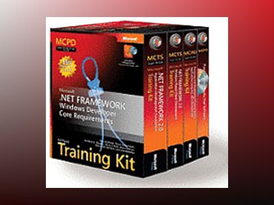 MCPD Self-Paced Training Kit (Exams 70-536, 70-526, 70-548): Microsoft .NET av Northrup
