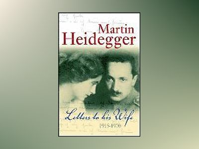Letters to His Wife av Martin Heidegger