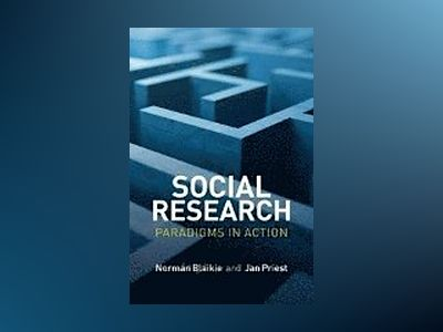 Social Research: Paradigms in Action av Norman Blaikie