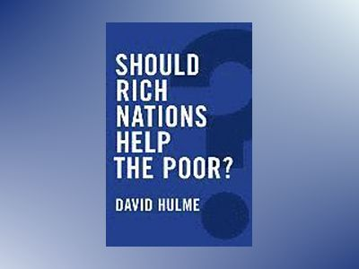 Should Rich Nations Help the Poor? av Glenn Parsons