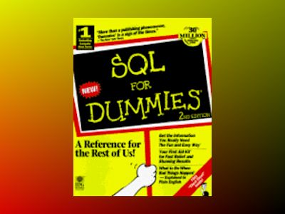 SQL for Dummies 2nd Edition av Taylor