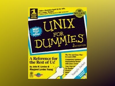 Unix for Dummies 3rd Edition av LEVINE