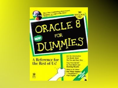 Oracle8 For Dummies av MCCULLOUGH