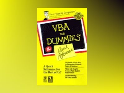 VBA for Dummies Quick Referenc av LITWIN
