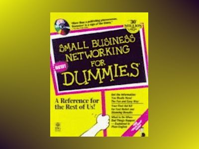 Small Business Networking For Dummies av Weadock