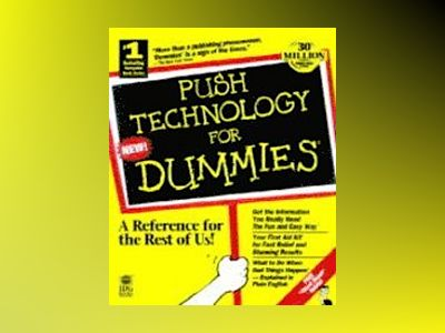Push technology for Dummies av SMITH B