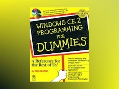 Windows CE2 programming FD av GRATTAN N