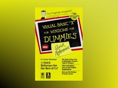 Visual Basic 6 For Dummies, QR av Namir Clement Shammas