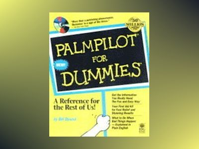 Palmpilot for Dummies av DYSZEL B