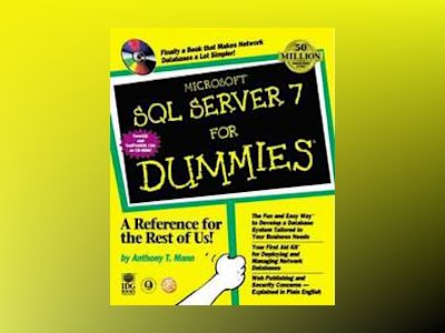 MicrosoftSQL Server 7 For Dummies av Anthony T. Mann
