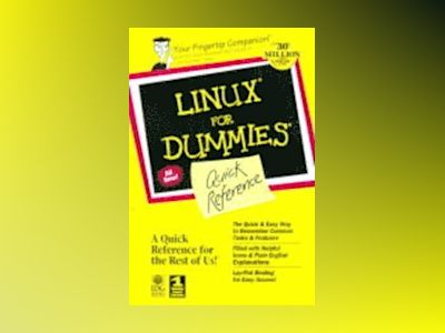 LINUX For Dummies, QR, 2E av Phil Hughes
