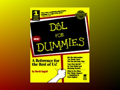 DSL For Dummies av David Angell
