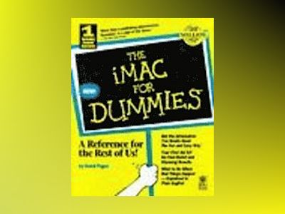 IMac for dummies av Pogue