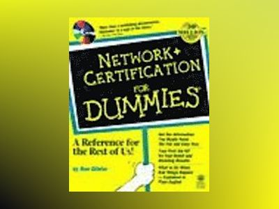 Network+ Certification For Dummies av GILSTER