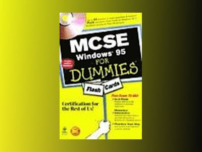 MCSE Windows 95 For Dummies Flash Cards av Dummies Tech Press