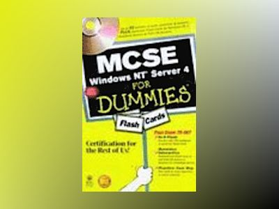 MCSE Windows NT Server 4 In the Enterprise For Dummies Flash Cards av Dummies Tech Press