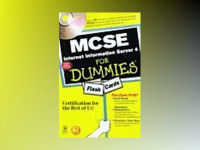 MCSE Internet Information Server 4 For Dummies Flash Cards av Dummies Tech Press