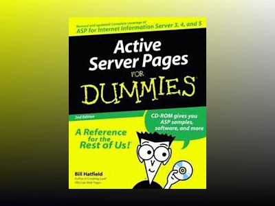 Active Server Pages For Dummies , 2nd Edition av HATFIELD