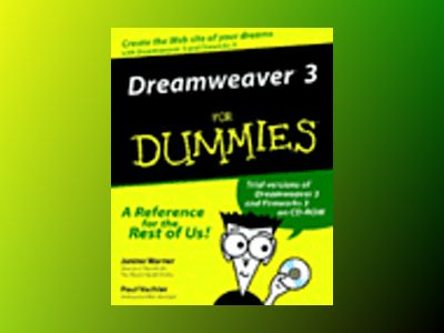 Dreamweaver 3 For Dummies av Warner