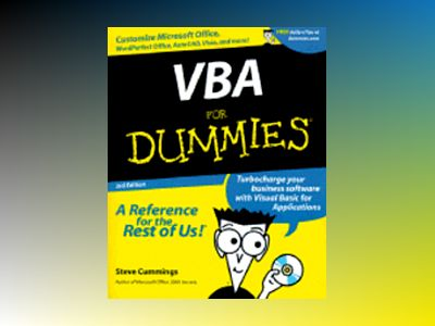 VBA For Dummies, 3rd Edition av Steve Cummings