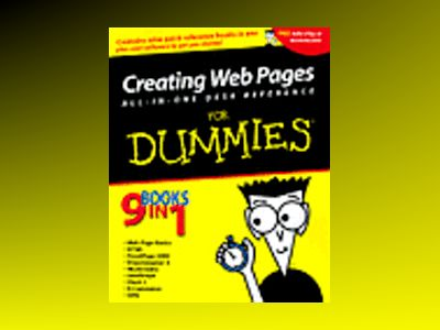 Creating Web Pages All-in-One Desk Reference For Dummies av Emily Vander Veer