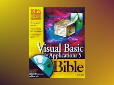 Visual Basic for Applications 5 Bible av SCOTT D