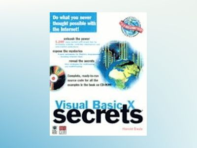 Visual Basic 6 Secrets av Harold Davis