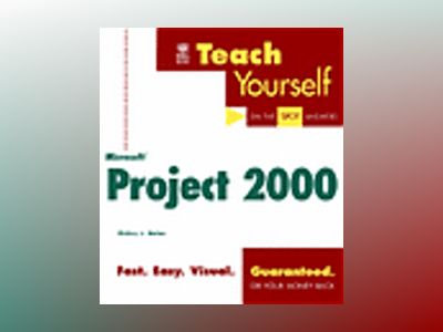 Teach Yourself Microsoft Project 2000 av Vickey L. Quinn