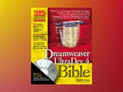 Dreamweaver UltraDev 4 Bible av Joseph W. Lowery