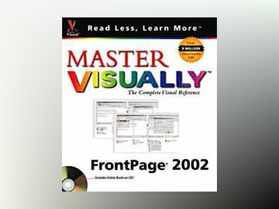 Master VISUALLY FrontPage 2002 av Sherry Willard Kinkoph
