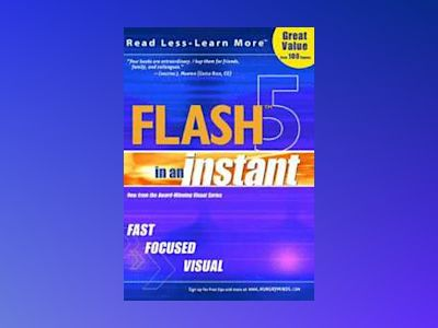 Flash 5 In an Instant av Michael Toot