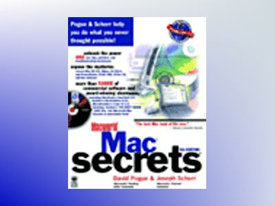 Macworld Mac Secrets, 5E av David Pogue: Joseph Schorr