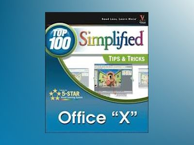 Office 2003: Top 100 Simplified Tips & Tricks av Sherry Kinkoph