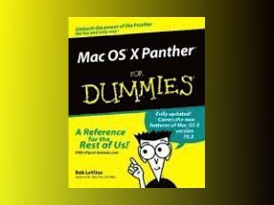 Mac OS X PantherTM For Dummies av Bob LeVitus