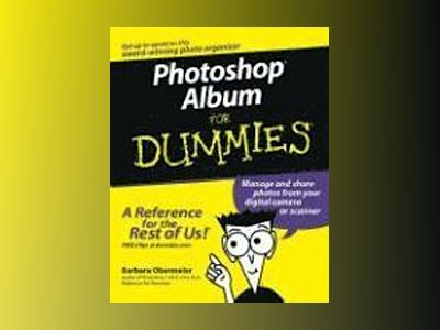 Photoshop Album For Dummies av Barbara Obermeier