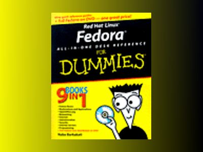Red Hat Linux Fedora All-in-One Desk Reference For Dummies av Naba Barkakati