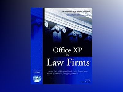 Office XP for Law Firms av Ed Jones