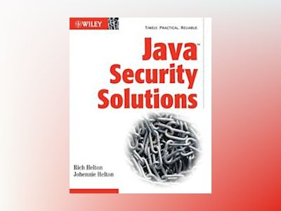 Java Application Security Architecture av Rich Helton