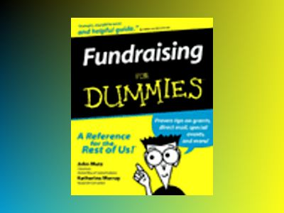 Fundraising For Dummies av John Mutz