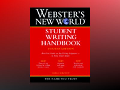 Webster's New World Student Writing Handbook , 4th Edition av Sharon Sorenson