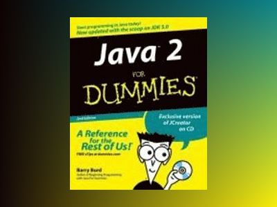 Java 2 For Dummies, 2nd Edition av Barry Burd
