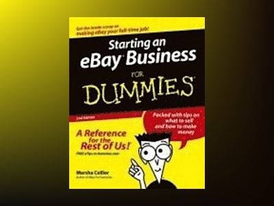 Starting an eBay Business For Dummies, 2nd Edition av Marsha Collier