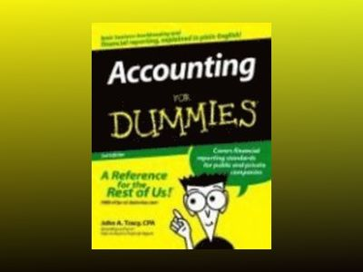 Accounting For Dummies, 3rd Edition av John A. Tracy