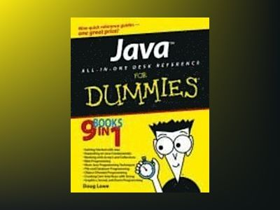 Java All-In-One Desk Reference For Dummies av Doug Lowe
