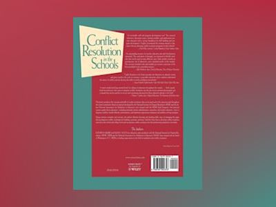 Conflict Resolution in the Schools: A Manual for Educators av Kathryn Girard