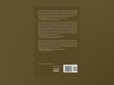 Power in Practice: Adult Education and the Struggle for Knowledge and Power av Ronald M. Cervero