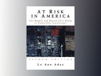 At Risk in America: The Health and Health Care Needs of Vulnerable Populati av Lu Ann Aday