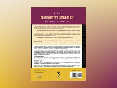 The Grantwriter's Start-Up Kit: A Beginner's Guide to Grant Proposals Set av Successful Images